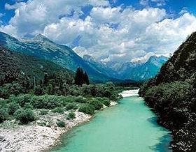 Tā ir Slovenija.